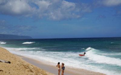 SUP Surf Hawaii