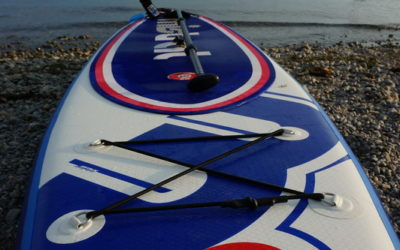Mistral paddle board – Adventure 11'5″  review