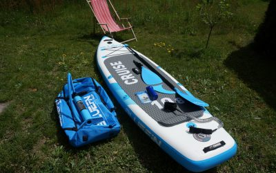Bluefin Paddle Board Review – Bluefin Cruise