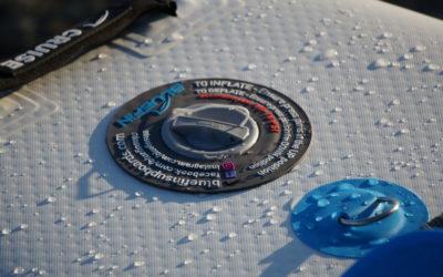 Bluefin SUP Ventil