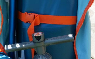 SUP Board Decathlon Pumpe