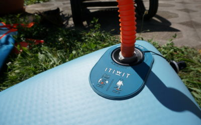 SUP Board Itiwit Pumpe